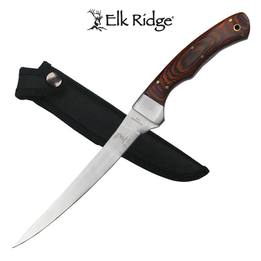 Elk Ridge ER-028 Fixed Blade Knife