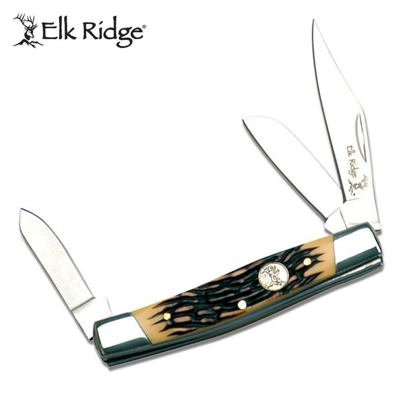 Elk Ridge ER-043I Gentleman's Knife