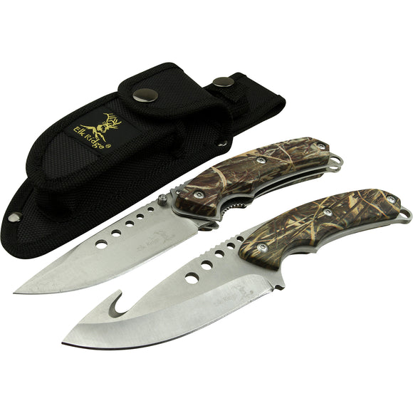 Elk Ridge ER-054CA Hunting Knife Set