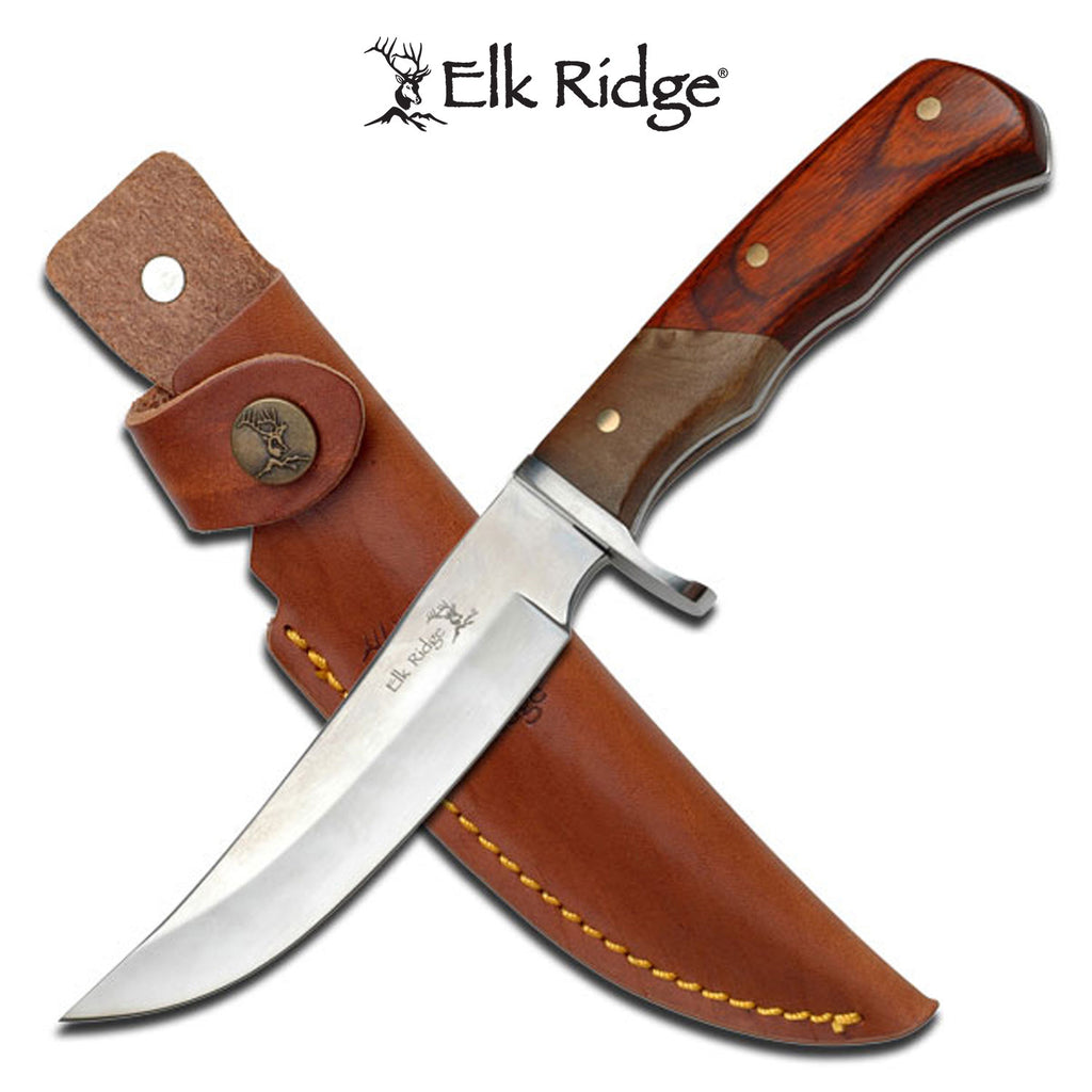Elk Ridge ER-085 Fixed Blade Knife