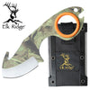 Related product : Elk Ridge ER-127 Fixed Blade Knife