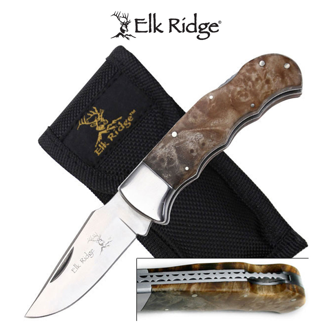Elk Ridge ER-138 Gentleman's Knife