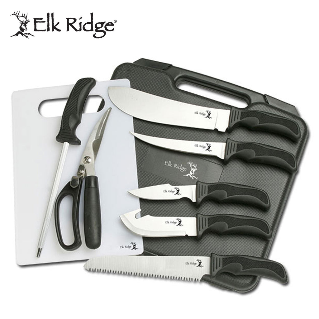 Elk Ridge ER-190 Hunting Knife Set