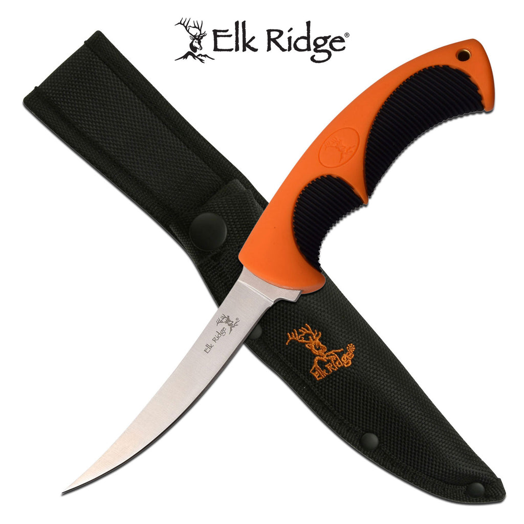 Elk Ridge ER-200-02F Fixed Blade Knife