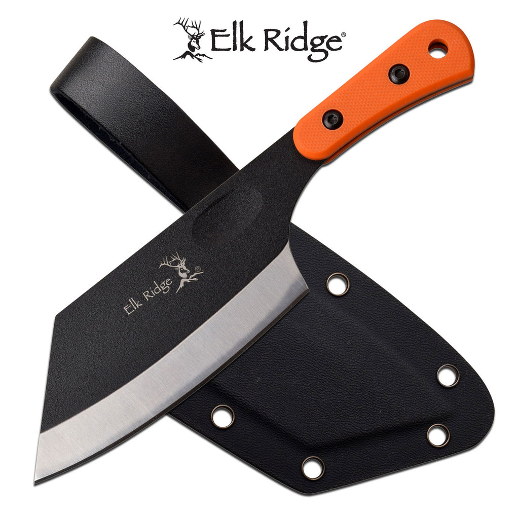 Elk Ridge ER-200-04W Fixed Blade Knife