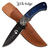 Related product : Elk Ridge ER-200-09BL Fixed Blade Knife
