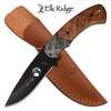 Related product : Elk Ridge ER-200-09BR Fixed Blade Knife
