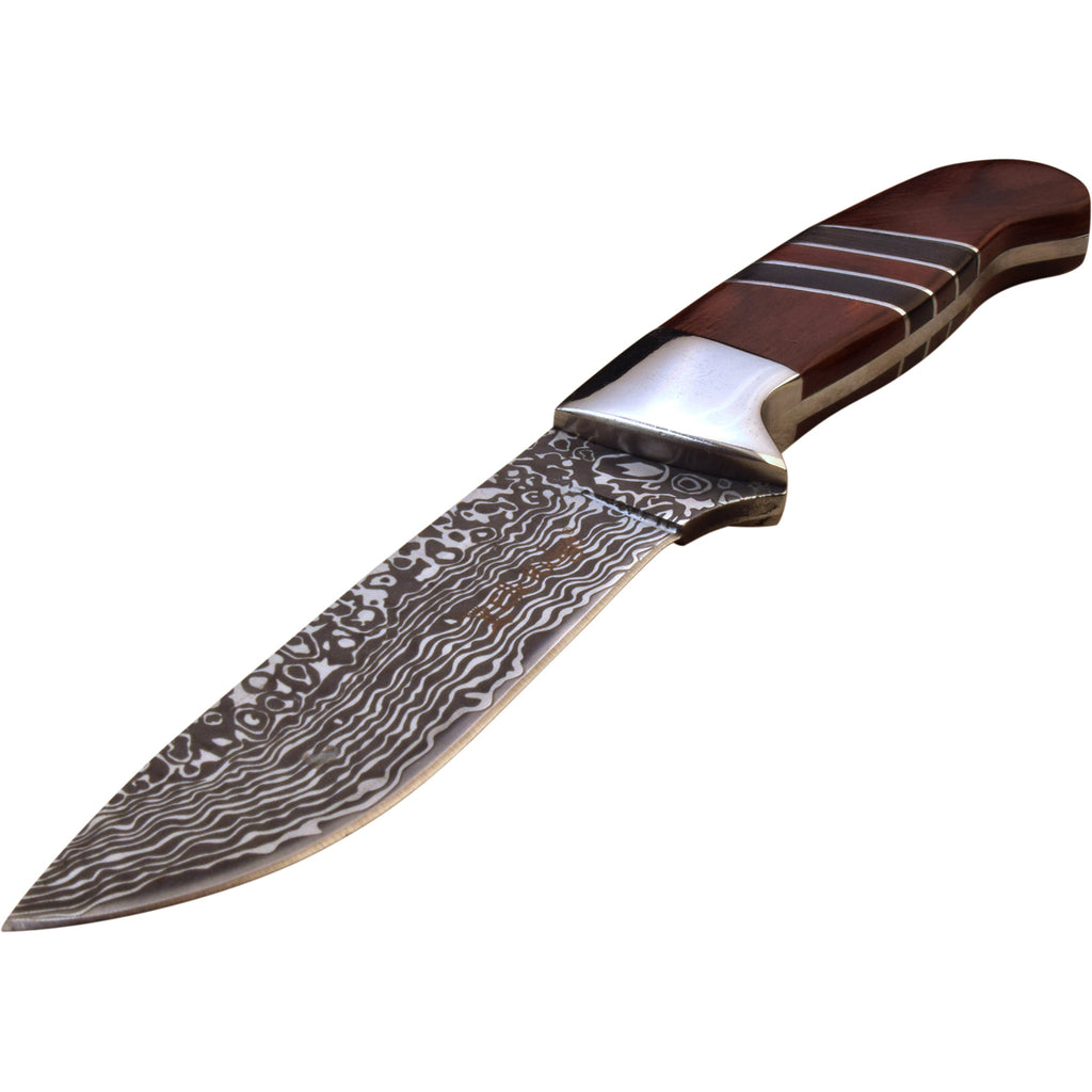 Elk Ridge ER-200-20BR Fixed Blade Knife