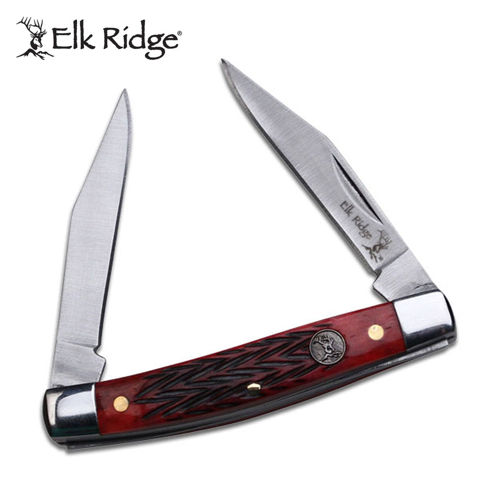 Elk Ridge ER-211MRB Gentleman's Knife