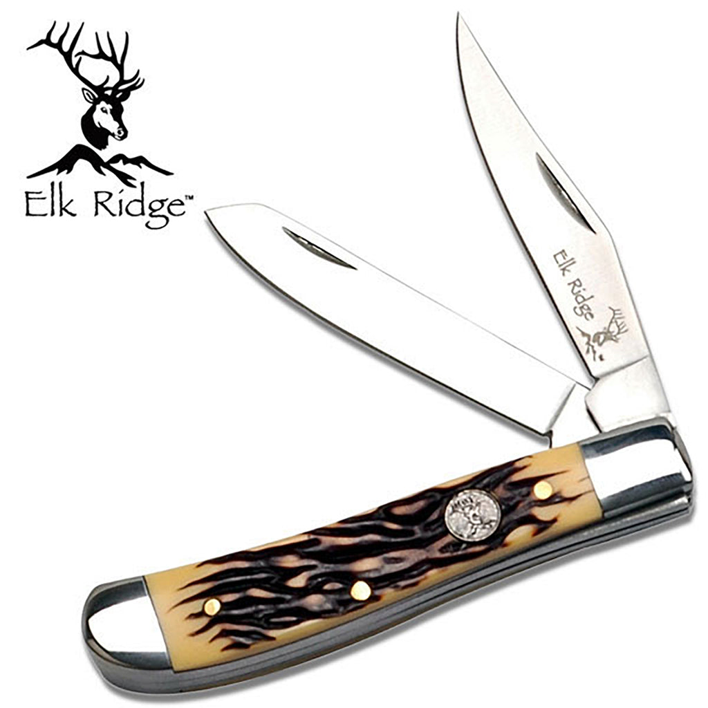 Elk Ridge ER-220MIS Gentleman's Knife