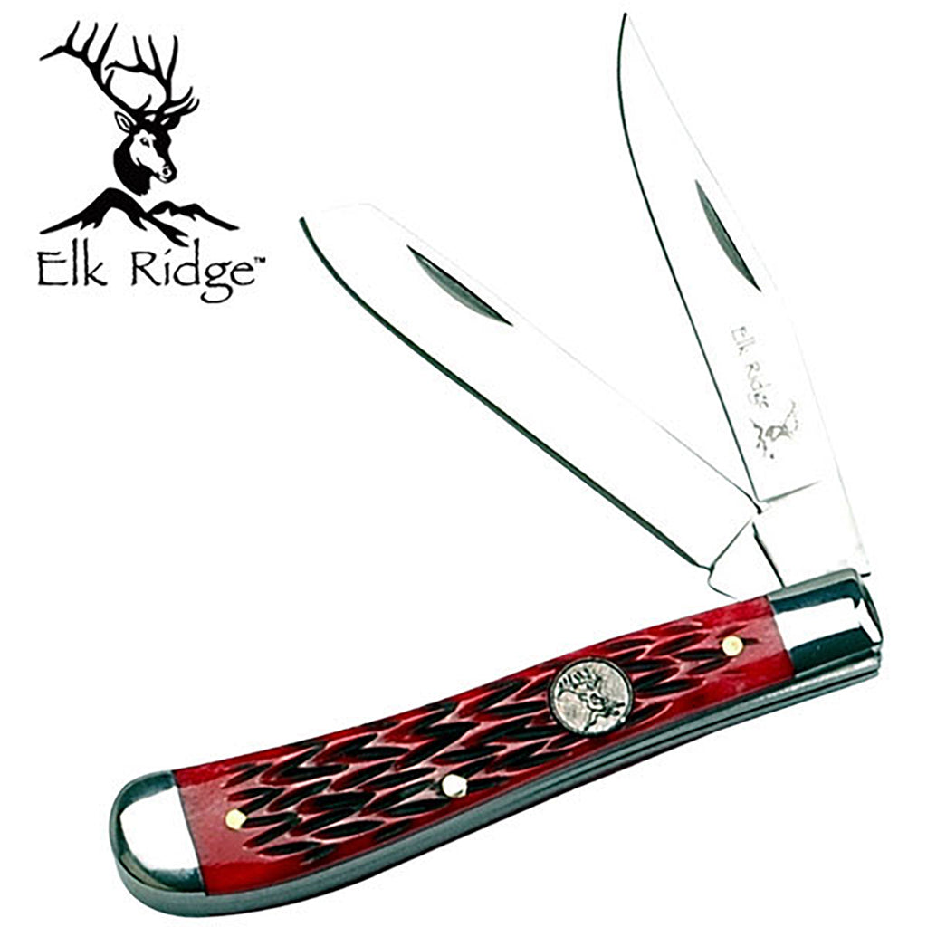 Elk Ridge ER-220RB Folding Knife