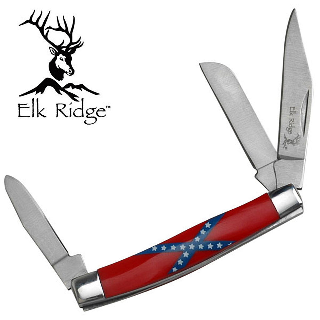 Elk Ridge ER-323MCS Folding Knife
