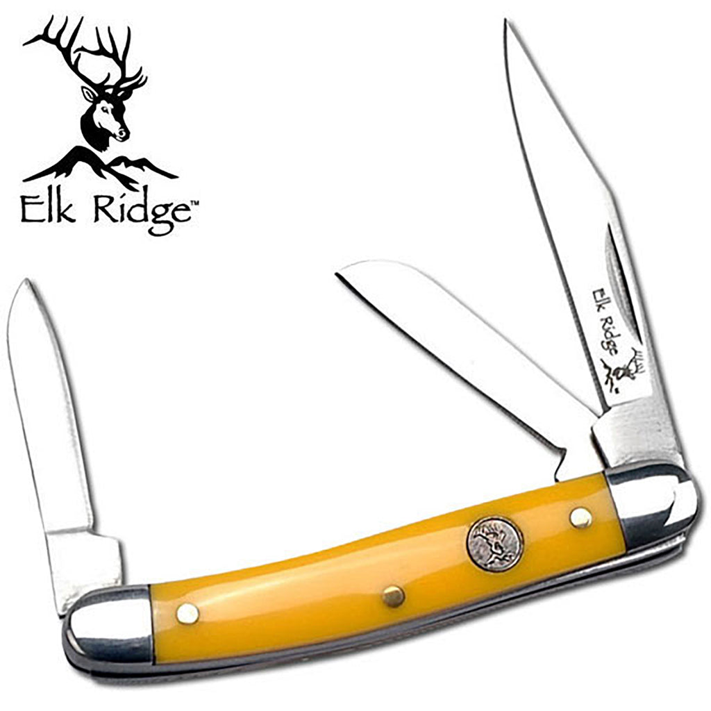 Elk Ridge ER-323SY Folding Knife