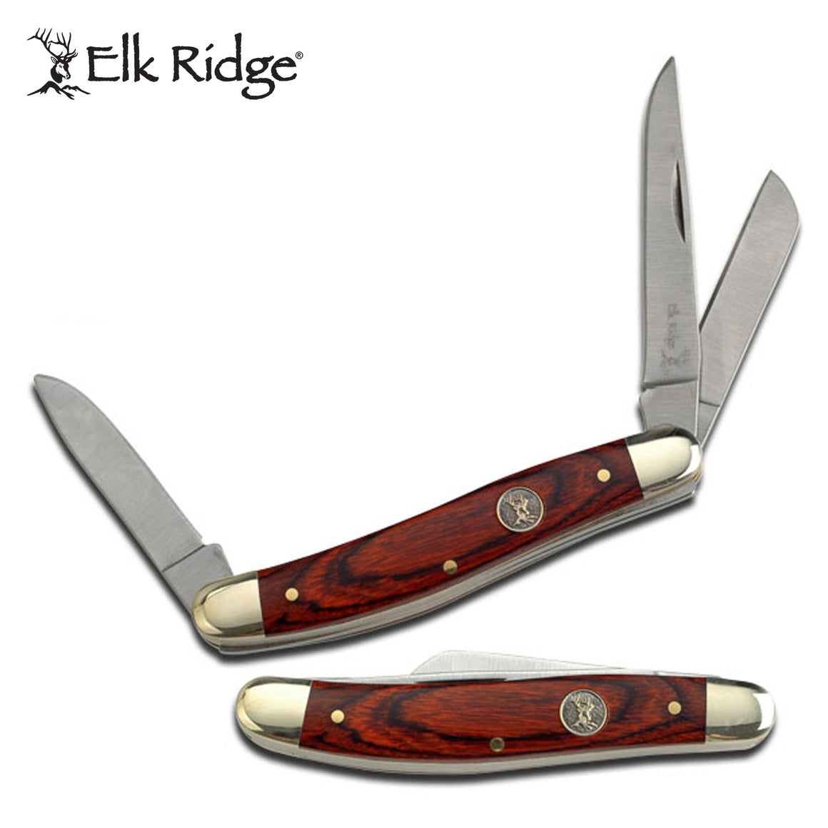 Elk Ridge ER-323W Gentleman's Knife