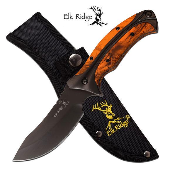 Elk Ridge ER-560OC Fixed Blade Knife