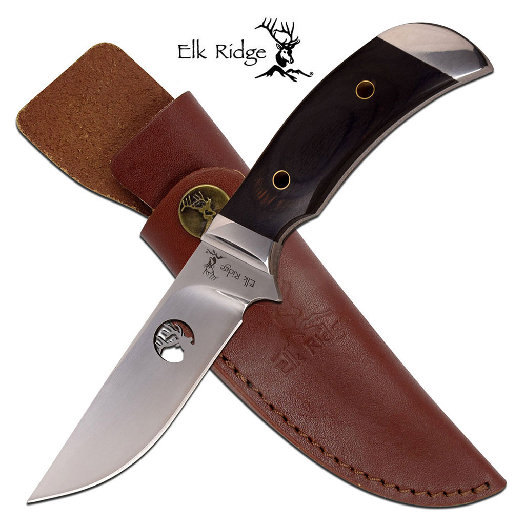 Elk Ridge ER-568BW Fixed Blade Knife