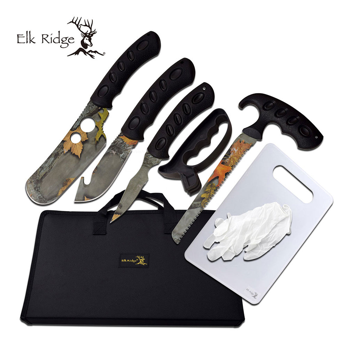 Elk Ridge ER-925 Fixed Blade Knife