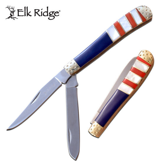 Elk Ridge ER-954AF Folding Knife