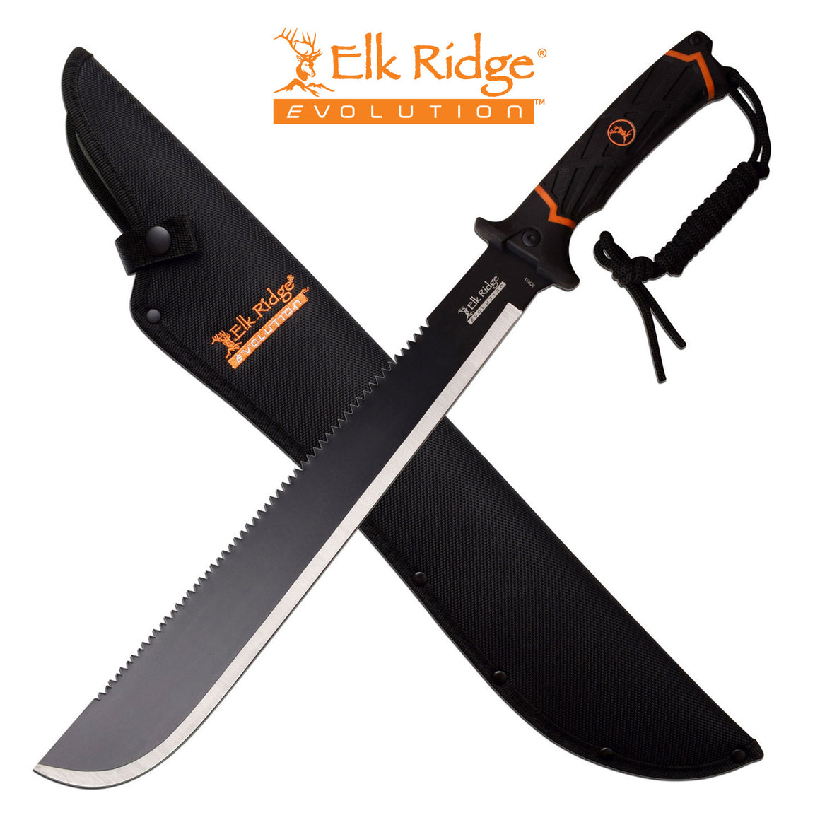 Elk Ridge Evolution ERE-MHT004-BO Machete