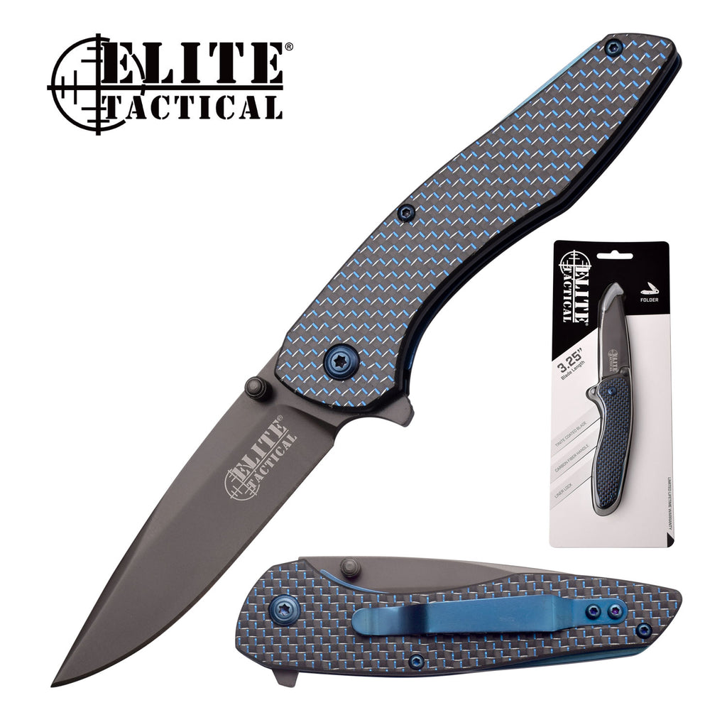 Elite Tactical ET-1014 Folding Knife