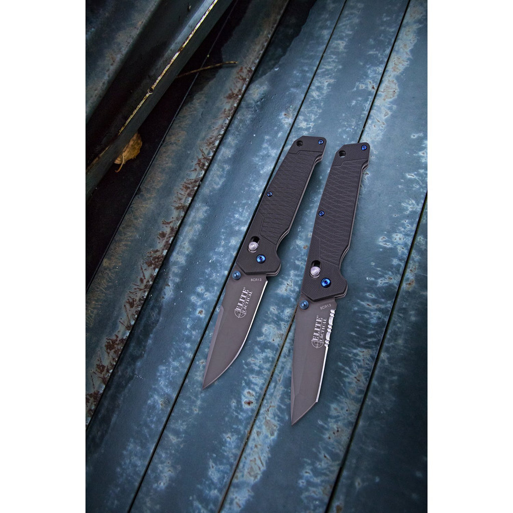Elite Tactical ET-1016D Folding Knife