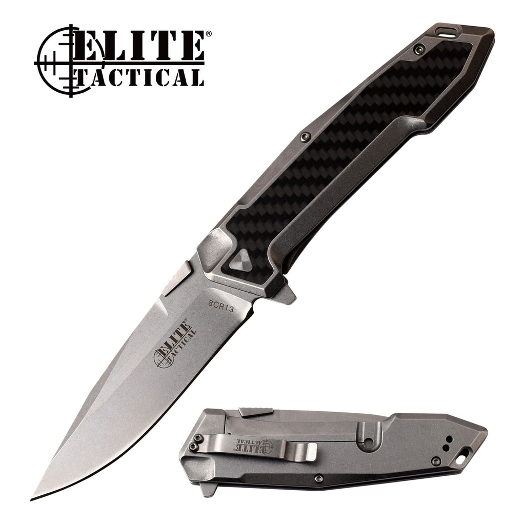 Elite Tactical ET-1018SW Folding Knife
