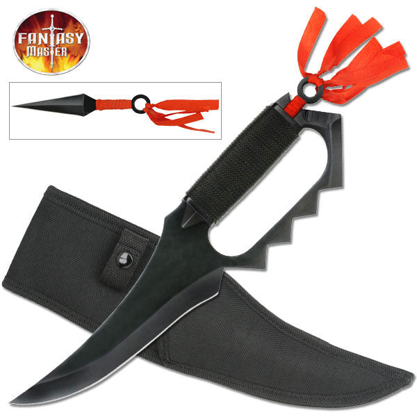 Fantasy Master FM-490 Fixed Blade Knife