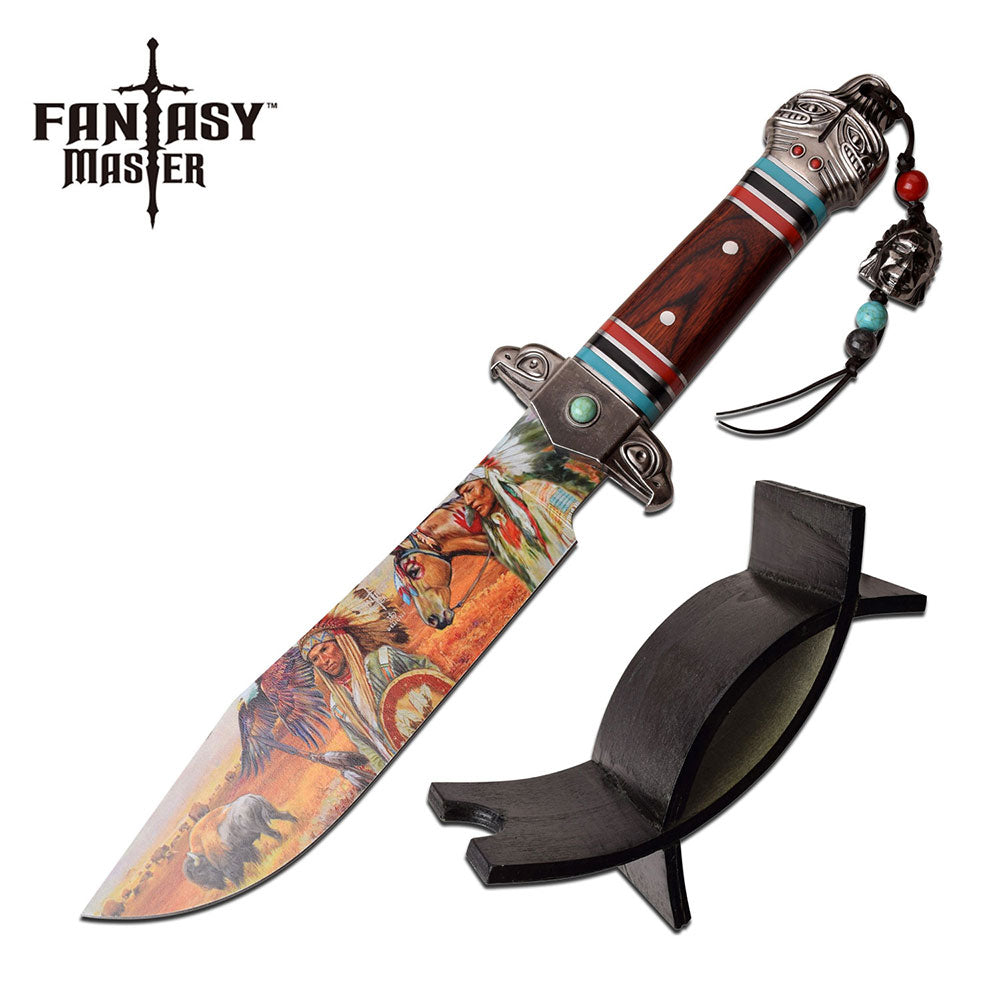 Fantasy Master FMT-050NA Fixed Blade Knife