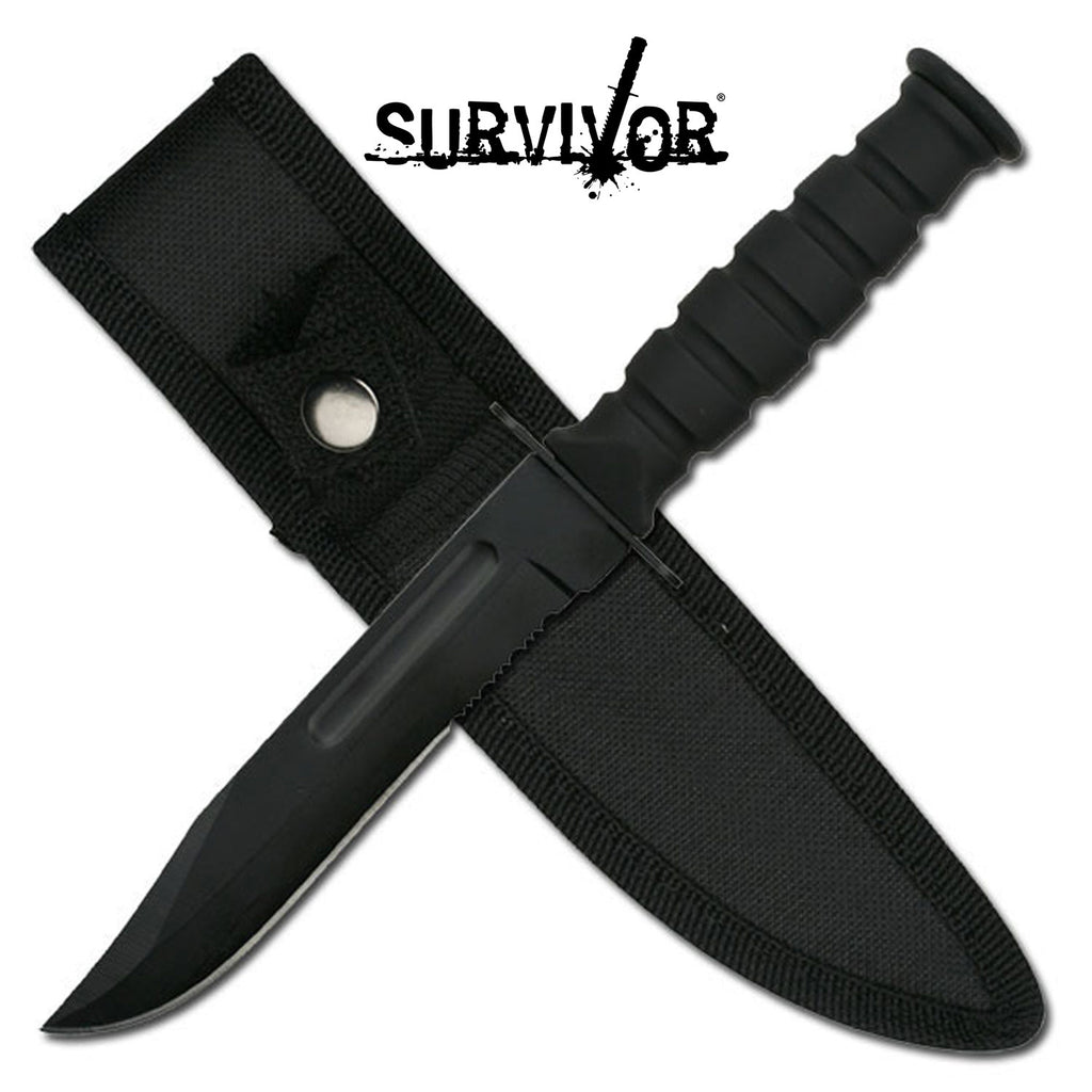 Survivor HK-1023DP Fixed Blade Knife