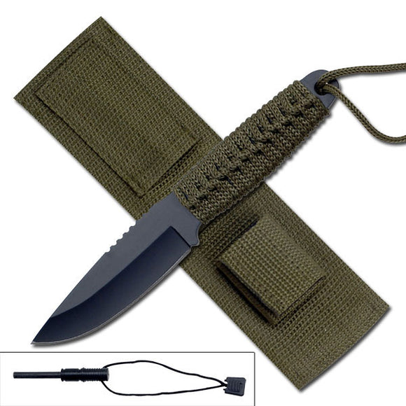 HK-106C Fixed Blade Knife