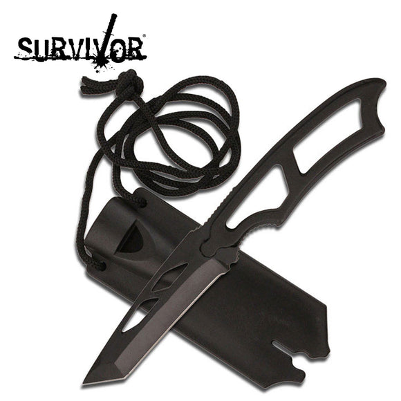 Survivor HK-656 Neck Knife