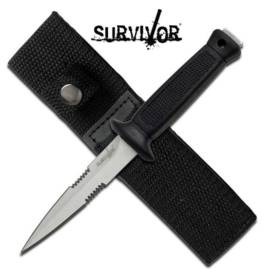 Survivor HK-740SL Fixed Blade Knife