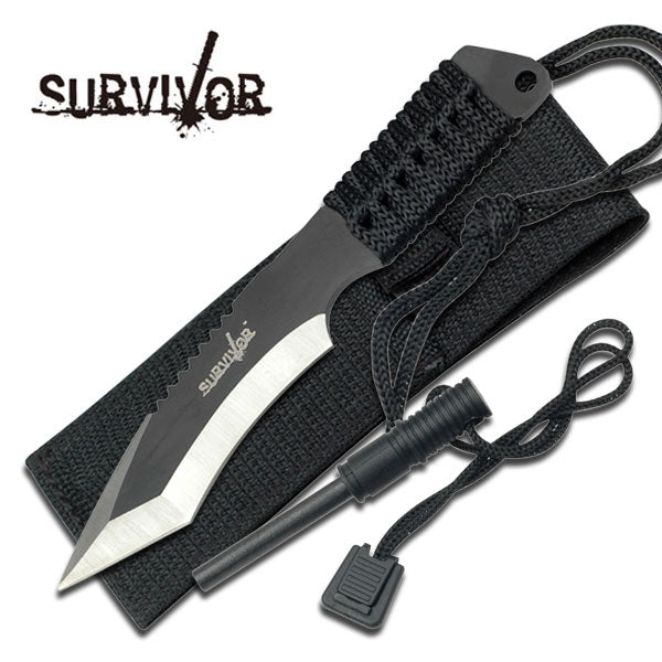 Survivor HK-759 Fixed Blade Knife