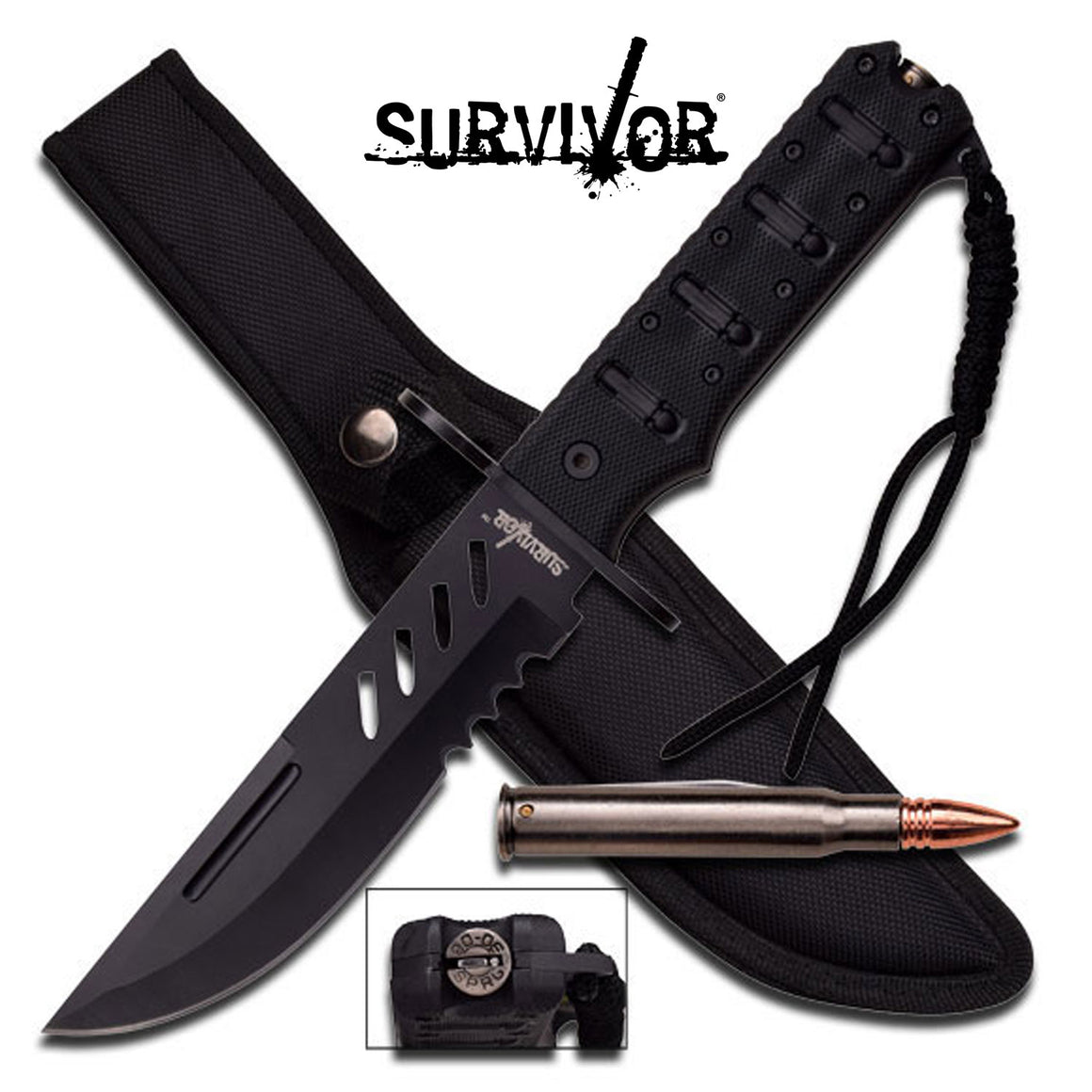 Survivor HK-773 Fixed Blade Knife