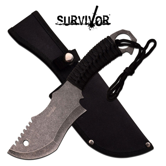 Survivor HK-790 Fixed Blade Knife