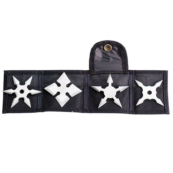JL-4S Throwing Star Set