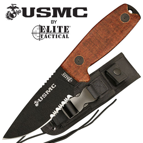 USMC M-1022TN Fixed Blade Knife