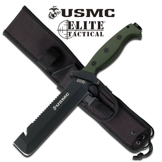 USMC M-2001GN Fixed Blade Knife