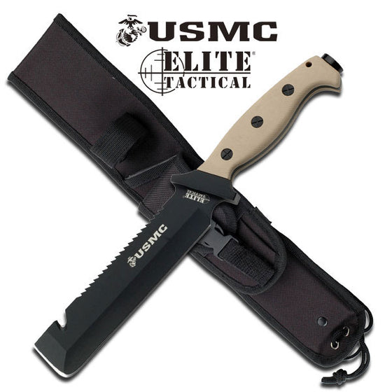 USMC M-2001TN Fixed Blade Knife
