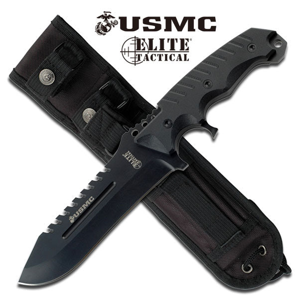 USMC M-2003BK Fixed Blade Knife