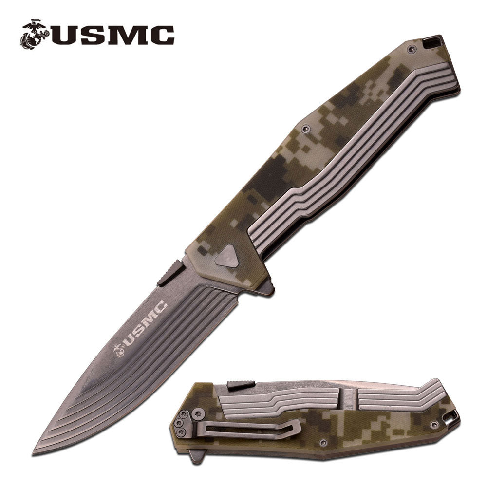USMC M-3002DG Folding Knife