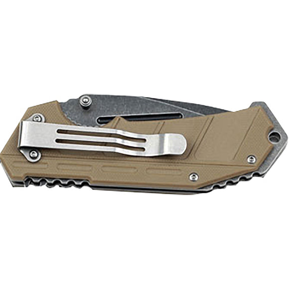 USMC M-A1034TS Spring Assisted Knife