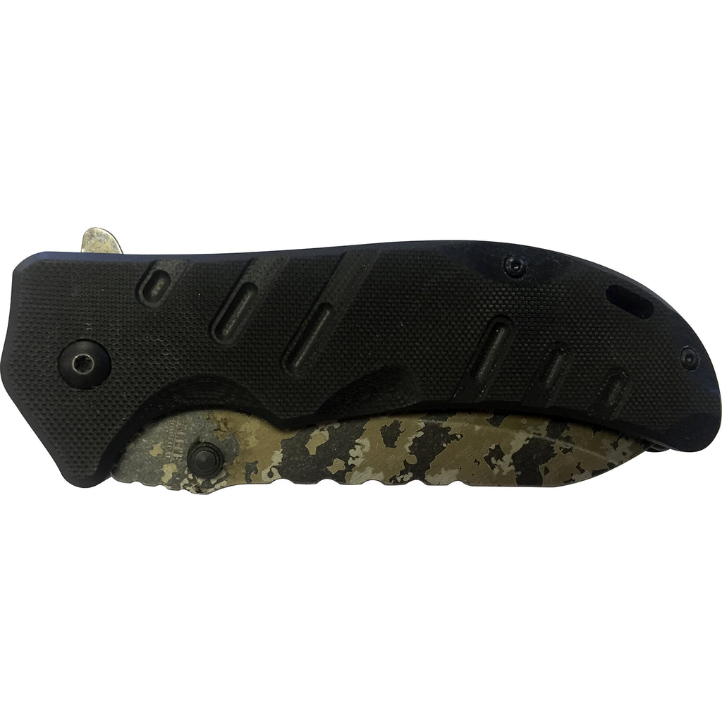 USMC M-A1042BDG Spring Assisted Knife