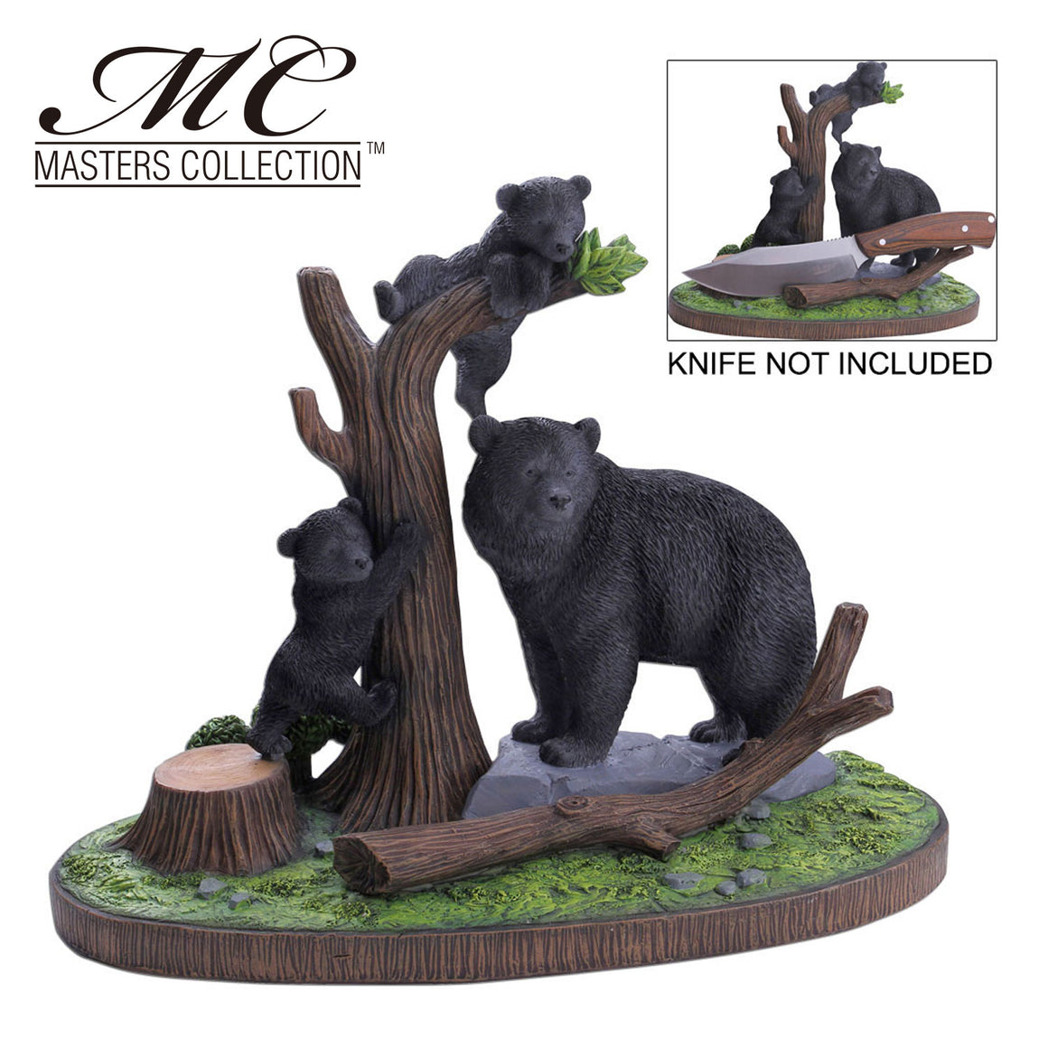 Masters Collection MC-024BR Wildlife Knife Collectible