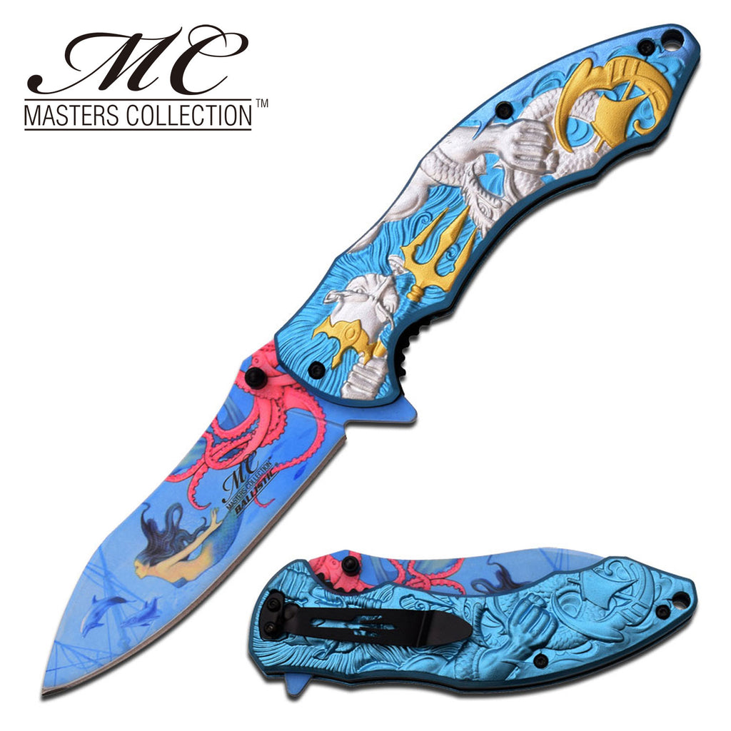 Masters Collection MC-A027SL Spring Assisted Knife