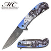 Related product : Masters Collection MC-A031CBL Spring Assisted Knife