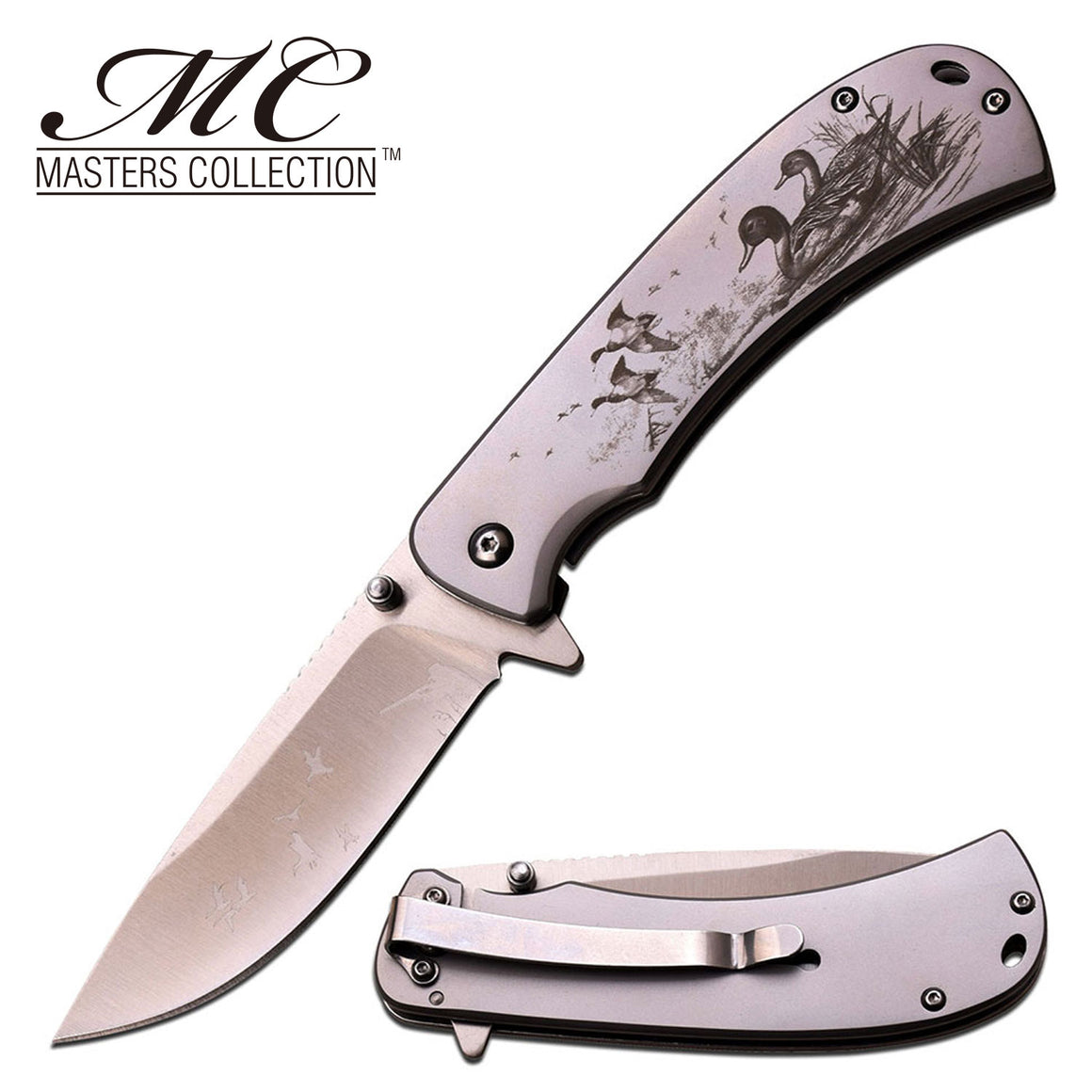 Masters Collection MC-A032SL Spring Assisted Knife
