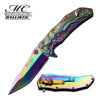 Related product : Masters Collection MC-A035RB Spring Assisted Knife