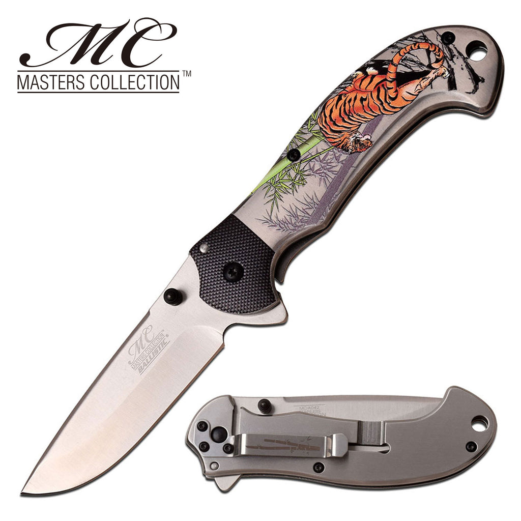 Masters Collection MC-A042SG Spring Assisted Knife