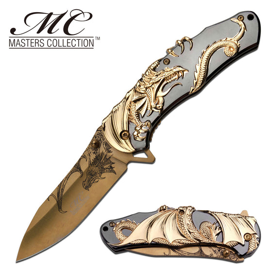 Masters Collection MC-A045 Spring Assisted Knife